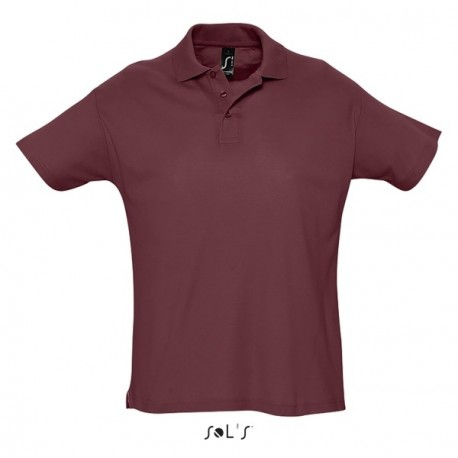 Polo léger 170g summer passion